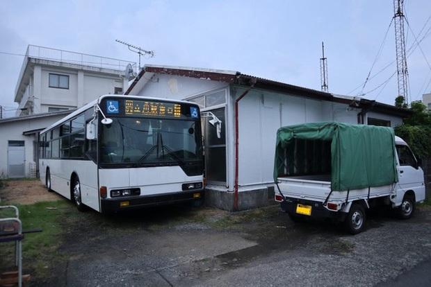 Quái đản căn nhà cho thuê tại Nhật Bản kèm theo tiện ích ưu đãi là một chiếc xe buýt: Người thuê muốn làm gì thì làm! - Ảnh 1.