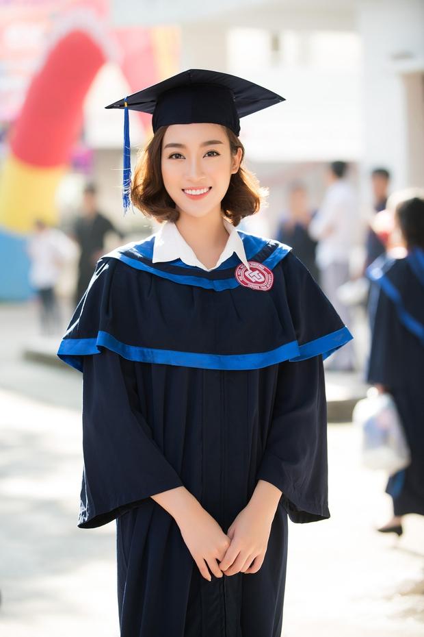 Hoa hậu Việt Nam đi học thế nào khi đương nhiệm: Người nhận bằng cử nhân xuất sắc, người phải học lại cấp 3, bí ẩn nhất là nàng hậu này - Ảnh 6.