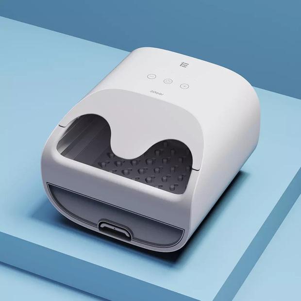 Xiaomi ra mắt bồn ngâm chân: Làm ấm nhanh và ổn định, giá 1,4 triệu đồng - Ảnh 1.