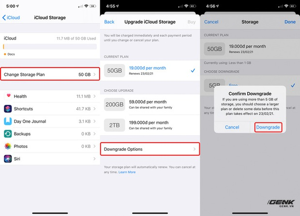 Hướng dẫn nhận 50GB dung lượng iCloud miễn phí trong 9 tháng - Ảnh 4.