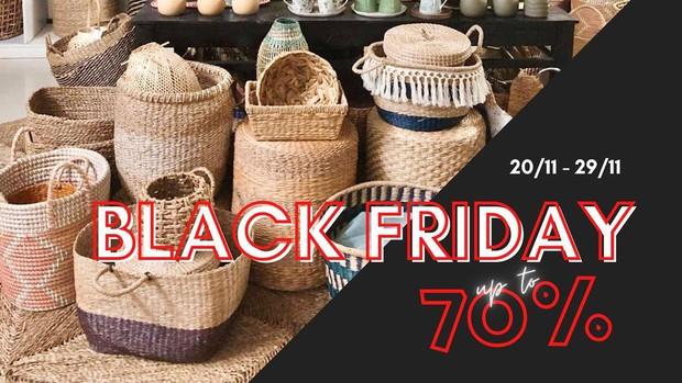 Đồ decor sale dịp Black Friday: Bao thứ hay ho xinh xắn được giảm sốc tới 70% - Ảnh 1.