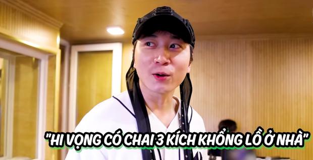 Hậu trường Rap Việt: Karik tiết lộ vẫn chưa nhận được chai ba kích vì GDucky... giàu trong ảo tưởng! - Ảnh 3.