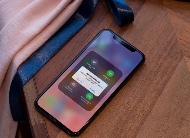 """Mẹo hay biến iPhone thành """"cục phát Wi-Fi"""" với đường truyền internet tốc độ cao cực đơn giản - Ảnh 1."""