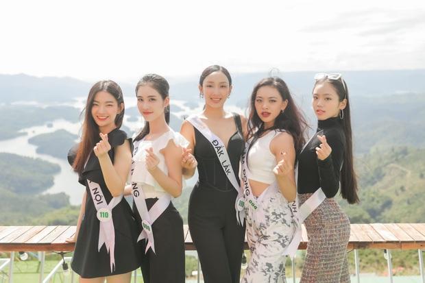 Công bố Top 32 Hoa khôi Du lịch Việt Nam 2020: Loạt thí sinh lộ khuyết điểm body, người kế nhiệm Khánh Ngân dần xuất hiện! - Ảnh 7.