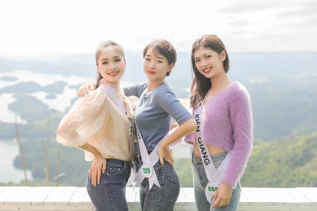 Công bố Top 32 Hoa khôi Du lịch Việt Nam 2020: Loạt thí sinh lộ khuyết điểm body, người kế nhiệm Khánh Ngân dần xuất hiện! - Ảnh 9.