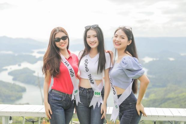 Công bố Top 32 Hoa khôi Du lịch Việt Nam 2020: Loạt thí sinh lộ khuyết điểm body, người kế nhiệm Khánh Ngân dần xuất hiện! - Ảnh 8.
