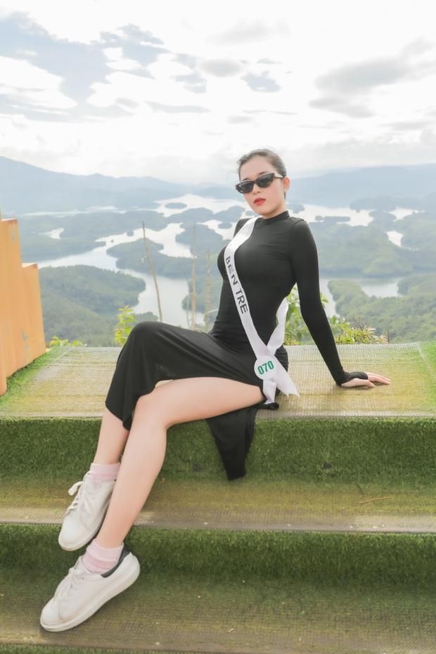 Công bố Top 32 Hoa khôi Du lịch Việt Nam 2020: Loạt thí sinh lộ khuyết điểm body, người kế nhiệm Khánh Ngân dần xuất hiện! - Ảnh 5.