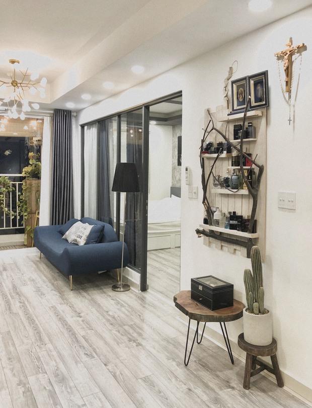 Trai độc thân Sài thành mua căn hộ 2 tỷ 8 ngay lần đầu đi xem, nghiện nhà quá nên lâu lâu lại tự decor cho mới mẻ - Ảnh 15.