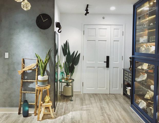 Trai độc thân Sài thành mua căn hộ 2 tỷ 8 ngay lần đầu đi xem, nghiện nhà quá nên lâu lâu lại tự decor cho mới mẻ - Ảnh 11.