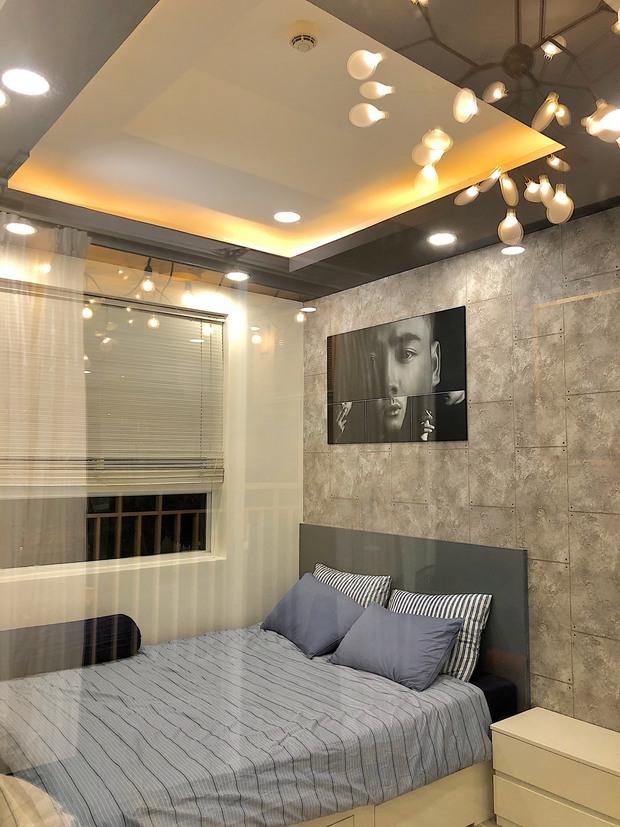 Trai độc thân Sài thành mua căn hộ 2 tỷ 8 ngay lần đầu đi xem, nghiện nhà quá nên lâu lâu lại tự decor cho mới mẻ - Ảnh 7.