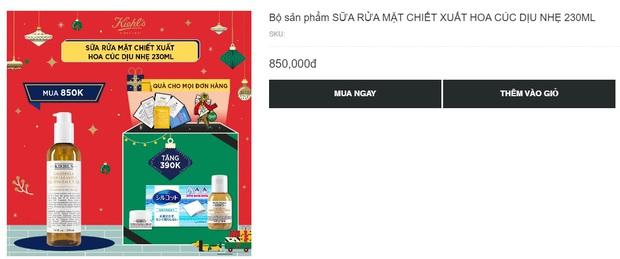 Sữa rửa mặt chính hãng sale mạnh, toàn loại xịn sò mà giá chỉ từ 139k - Ảnh 15.