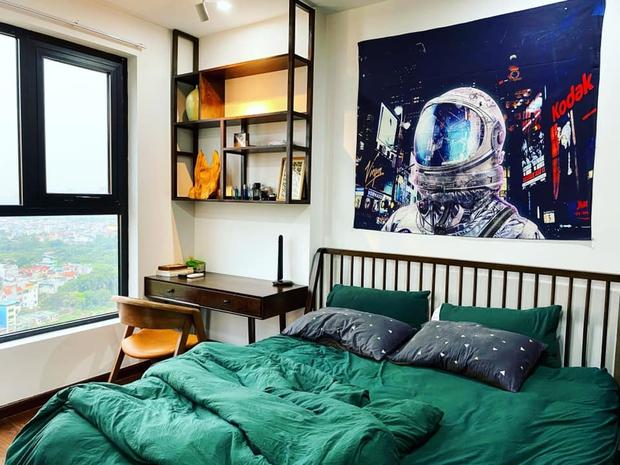 Ra riêng, chàng trai mua căn hộ 77m2 cực chóng vánh, quyết định đập thông 2 căn phòng để rộng rãi nhất có thể - Ảnh 5.