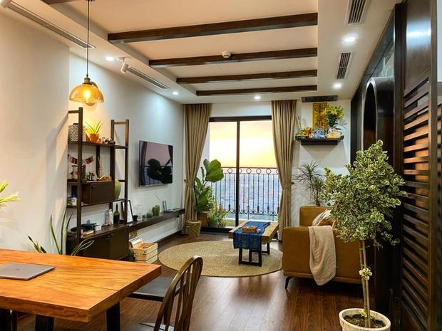 Ra riêng, chàng trai mua căn hộ 77m2 cực chóng vánh, quyết định đập thông 2 căn phòng để rộng rãi nhất có thể - Ảnh 2.