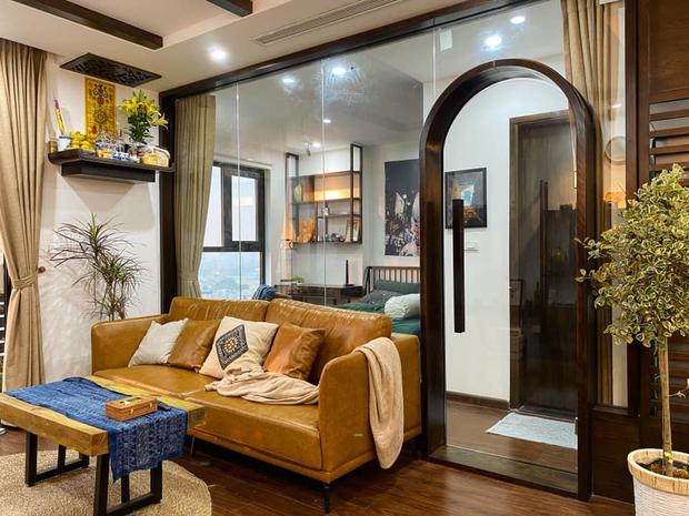 Ra riêng, chàng trai mua căn hộ 77m2 cực chóng vánh, quyết định đập thông 2 căn phòng để rộng rãi nhất có thể - Ảnh 3.