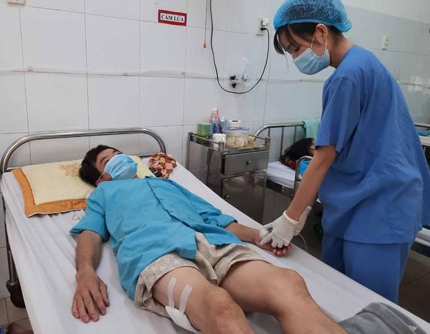 Đà Nẵng: Số ca mắc bệnh do vi khuẩn ăn thịt người Whitmore nhập viện tăng mạnh, 2 bệnh nhân tử vong - Ảnh 1.