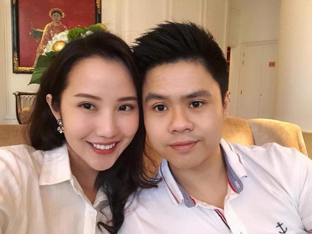 Hóa ra mẹ vợ của thiếu gia Phan Thành là giám khảo Hoa hậu Hoàn vũ VN với câu nói gây ám ảnh Trừ điểm thanh lịch! - Ảnh 1.