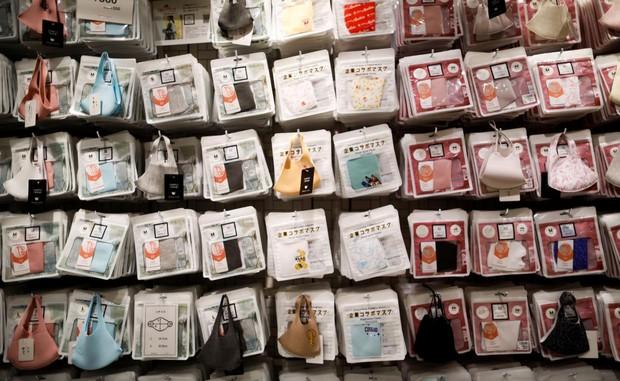 Xa xỉ kiểu Nhật Bản: Phòng chống lại COVID-19 bằng khẩu trang trị giá gần 10.000 USD - Ảnh 3.