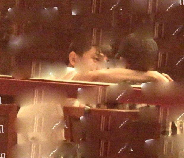 Soi kĩ vụ Lâm Canh Tân dính tin hẹn hò 7749 lần với Cái Nguyệt Hy, hình như phim mới xịt thảm nên bày trò phát cẩu lương? - Ảnh 1.