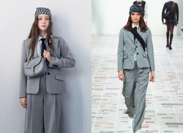 Tranh cãi giữa fandom Jisoo - Suzy: Cùng làm đại sứ thương hiệu của Dior, 5 lần 10 lượt đụng hàng nhưng ai mới là nàng thơ đích thực của hãng? - Ảnh 6.