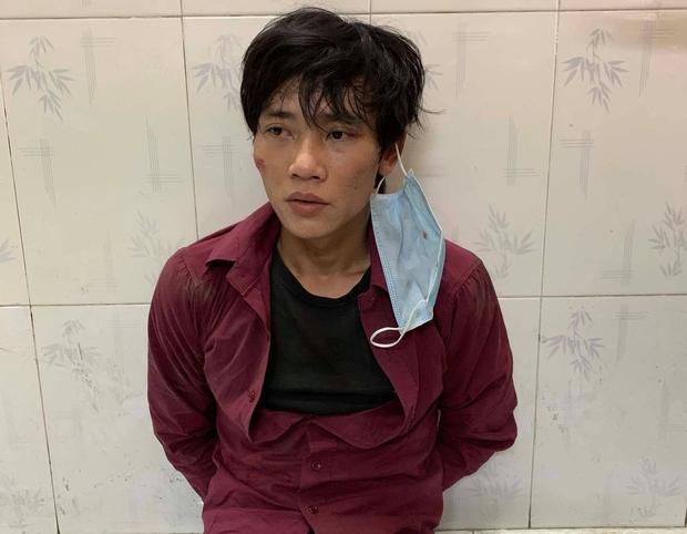 Clip: Trinh sát truy đuổi tên cướp như phim hành động trên đường phố Sài Gòn - Ảnh 1.