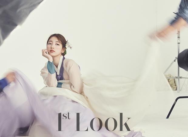 Hot lại bộ ảnh Hanbok huyền thoại của Suzy, sự việc đằng sau hậu trường qua lời kể của ekip gây xôn xao dư luận - Ảnh 9.