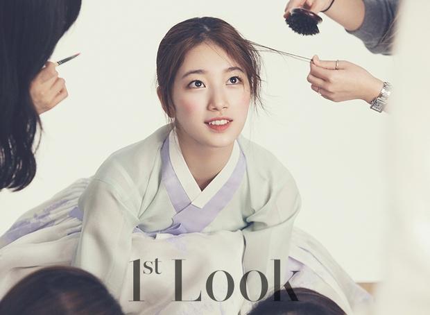 Hot lại bộ ảnh Hanbok huyền thoại của Suzy, sự việc đằng sau hậu trường qua lời kể của ekip gây xôn xao dư luận - Ảnh 11.