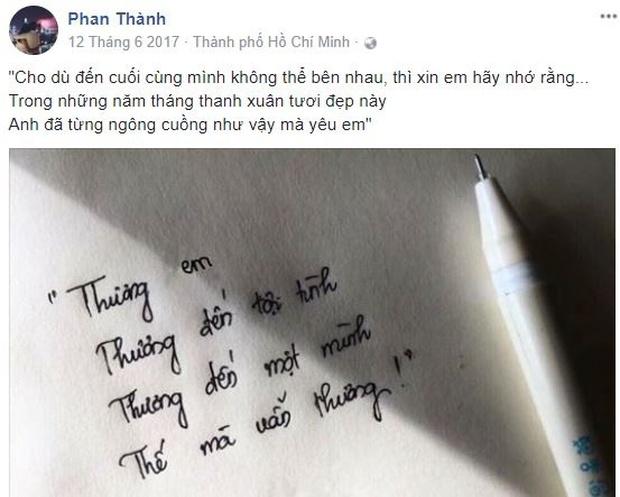 Tổng giám đốc Saigon Square - Phan Thành dọn sạch status nặng tình để cưới vợ, đọc lại vẫn thấy da diết quá! - Ảnh 11.