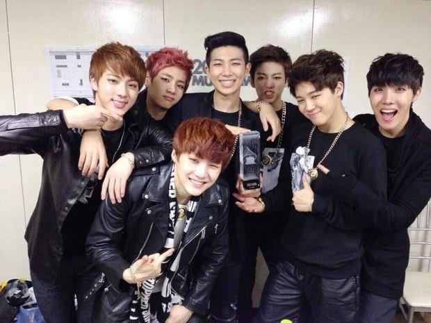 Jungkook - nam idol có sự nghiệp thành công nhất Kpop: Đi từ số âm cùng BTS thời còn teen, sau 8 năm thâu tóm mọi danh hiệu và hơn thế nữa - Ảnh 5.