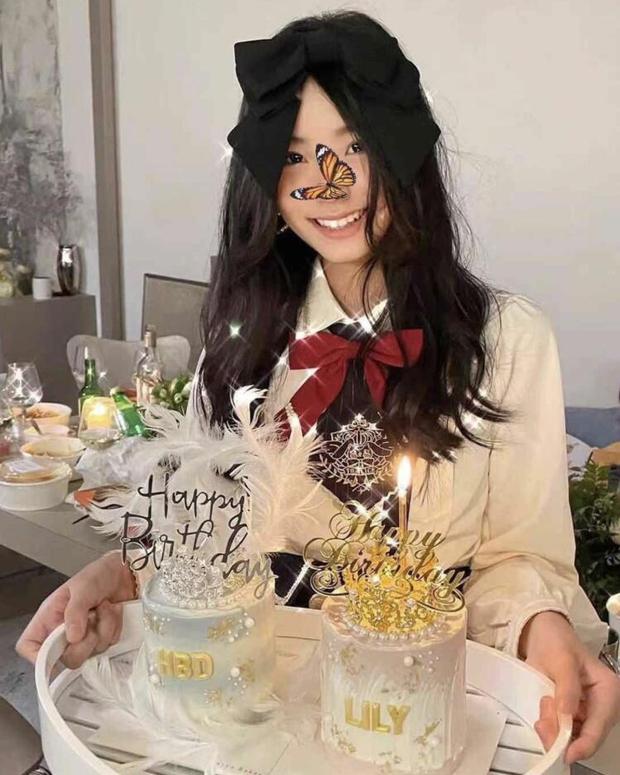 Đăng ảnh sinh nhật đón tuổi 13, con gái Tiểu S gây bão với chiều cao và visual siêu xinh, nổi bật hơn cả mẹ - Ảnh 5.