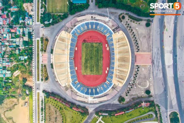 Sân Mỹ Đình sẽ được khoác áo mới chuẩn bị cho SEA Games 31 - Ảnh 2.
