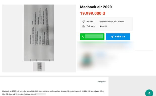 Chip M1 quá mạnh, người dùng lũ lượt rao bán MacBook chip Intel vì sợ mất giá - Ảnh 3.