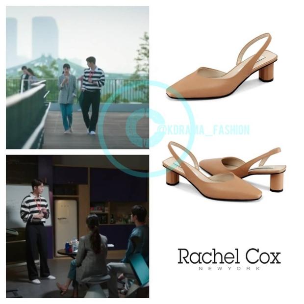 Không xem Start-Up thì chị em cũng nên ghim 4 kiểu giày đế thấp Suzy diện trong phim để nâng cấp style toàn tập - Ảnh 3.