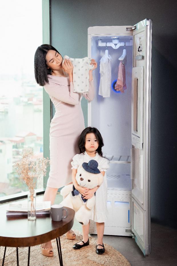 Mẹ 3 con khoe vóc dáng đốt mắt người nhìn và chia sẻ loạt bí quyết chăm con đáng học hỏi - Ảnh 5.