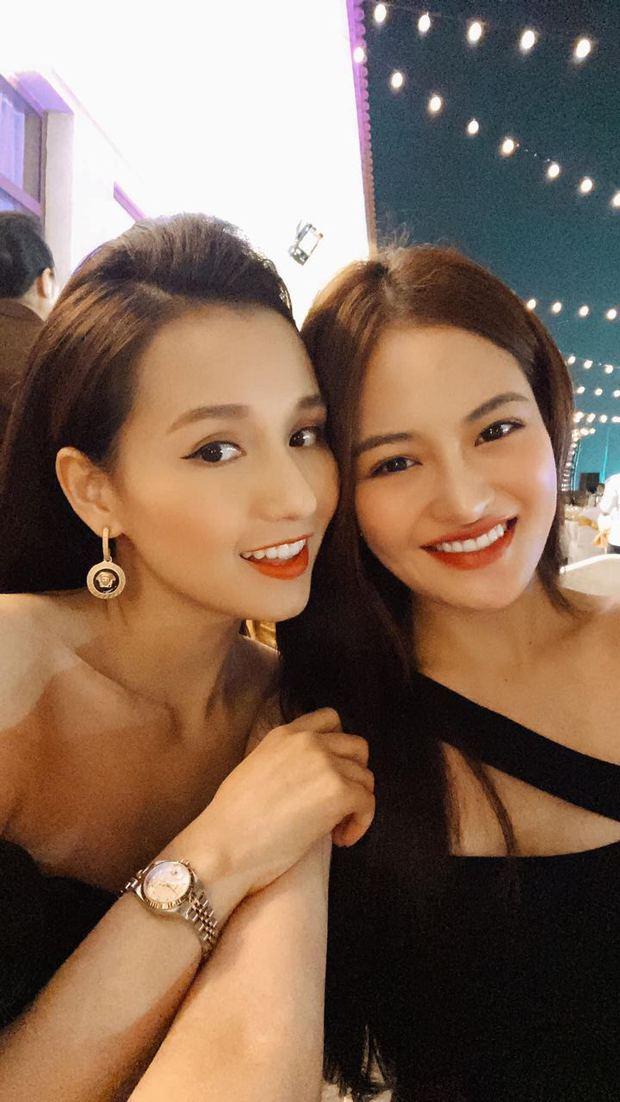 Hội sao Hà thành đọ visual tại đám mời cưới MC Thu Hoài: Phanh Lee đẹp chuẩn phu nhân hào môn, Việt Anh bất ngờ giữ khoảng cách với Quỳnh Nga - Ảnh 6.