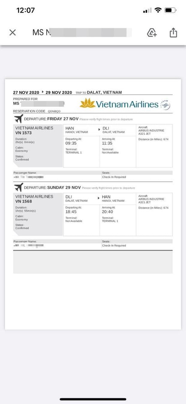 Chi 4 triệu đặt vé máy bay đi Đà Lạt, nữ khách hàng tá hỏa khi phát hiện bị lừa vì vào nhầm trang web lừa đảo - Ảnh 4.