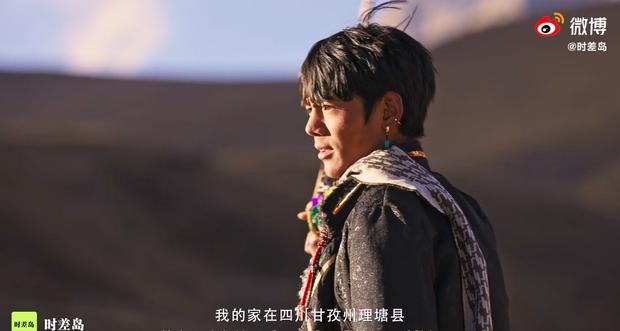 Phim tuyên truyền của hotboy Tây Tạng Đinh Chân chính thức lên sóng: Cảnh đẹp mà người đẹp gấp đôi! - Ảnh 5.