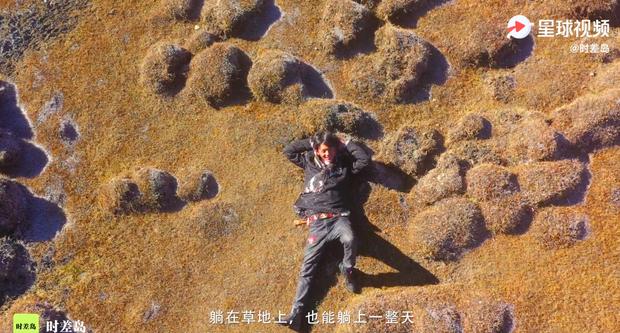 Phim tuyên truyền của hotboy Tây Tạng Đinh Chân chính thức lên sóng: Cảnh đẹp mà người đẹp gấp đôi! - Ảnh 13.