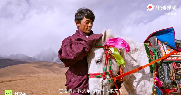 Phim tuyên truyền của hotboy Tây Tạng Đinh Chân chính thức lên sóng: Cảnh đẹp mà người đẹp gấp đôi! - Ảnh 10.
