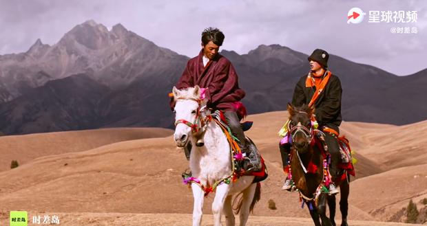 Phim tuyên truyền của hotboy Tây Tạng Đinh Chân chính thức lên sóng: Cảnh đẹp mà người đẹp gấp đôi! - Ảnh 11.