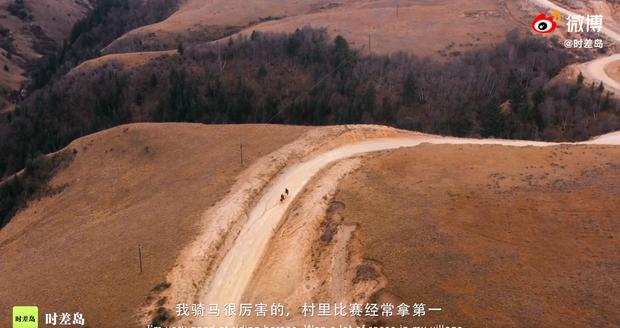 Phim tuyên truyền của hotboy Tây Tạng Đinh Chân chính thức lên sóng: Cảnh đẹp mà người đẹp gấp đôi! - Ảnh 8.