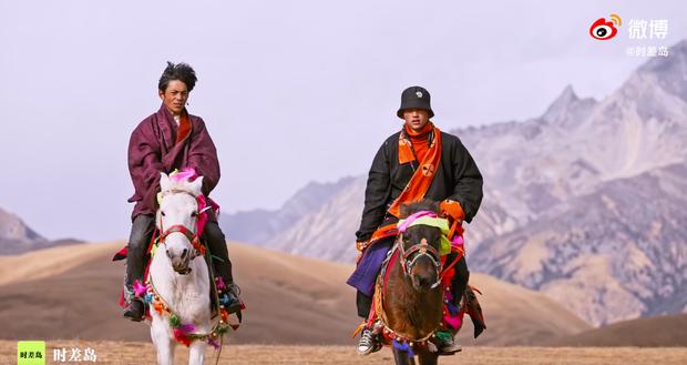 Phim tuyên truyền của hotboy Tây Tạng Đinh Chân chính thức lên sóng: Cảnh đẹp mà người đẹp gấp đôi! - Ảnh 12.