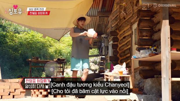 Chanyeol (EXO) bày cách nấu canh bất bại, fan ngã ngửa khi biết được bí quyết thực sự của anh chàng - Ảnh 5.