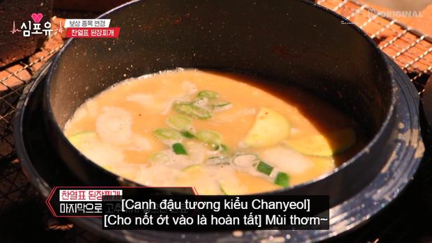Chanyeol (EXO) bày cách nấu canh bất bại, fan ngã ngửa khi biết được bí quyết thực sự của anh chàng - Ảnh 6.