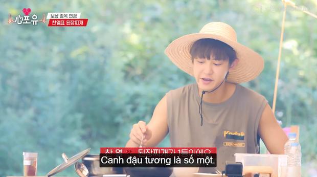 Chanyeol (EXO) bày cách nấu canh bất bại, fan ngã ngửa khi biết được bí quyết thực sự của anh chàng - Ảnh 8.