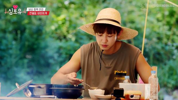 Chanyeol (EXO) bày cách nấu canh bất bại, fan ngã ngửa khi biết được bí quyết thực sự của anh chàng - Ảnh 9.