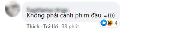 Fan quắn quéo với cảnh hậu trường La Vân Hi bá vai thân thiết Trần Phi Vũ cứ như clip quay trộm cảnh hẹn hò - Ảnh 4.