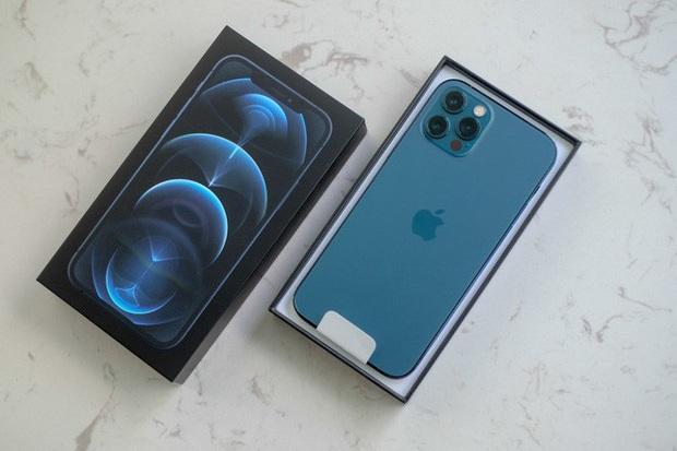 iPhone 12 chính hãng mở bán tại Việt Nam, nhạc sỹ Dương Khắc Linh chốt đơn luôn 4 chiếc, Bảo Thy, Ngô Kiến Huy cũng hào hứng khoe đặt hàng - Ảnh 1.