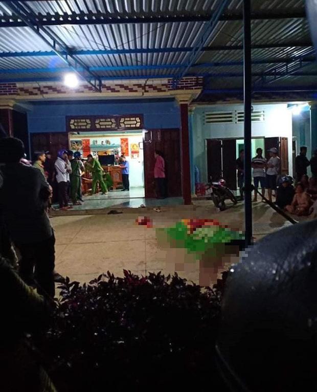 NÓNG: Nổ súng ở Quảng Nam làm 1 người chết, 3 người trong 1 gia đình bị thương - Ảnh 1.