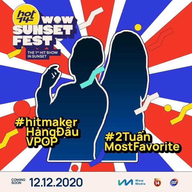 Netizen tán loạn dự đoán dàn line-up khủng của HOT14 WOW Sunset Fest, Jack và Thùy Chi được gọi tên liên tục? - Ảnh 4.