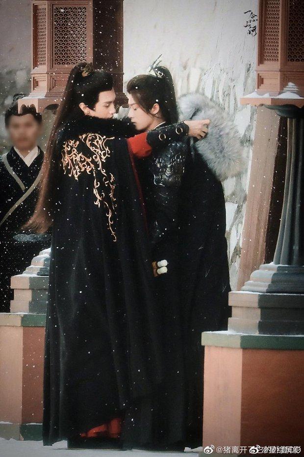 Phim đam mỹ Sát Phá Lang tung ảnh song nam chủ, netizen bấn loạn vì visual đỉnh quá đi! - Ảnh 1.